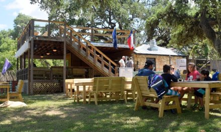 Find Great Food, Fun & Friends At Chef Jay's Back Porch in Wimberley