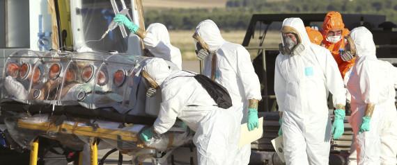 Spain Ebola