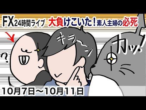 【FX投資部24時間ライブ】もう許しません!【破産か!?1億か!】10月7日
