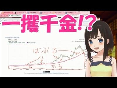 仮想美少女だけど仮想通貨投資について語るよ!【ビットコイン】【初心者むけ】