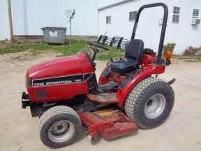 tracteur Case IH 1120