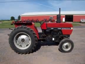 tracteur Case IH 395