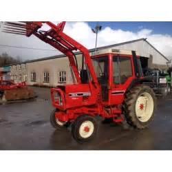 tracteur Case IH 785XL