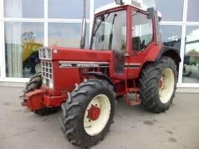 tracteur Case IH 844 XL