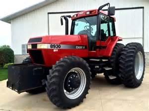 tracteur Case IH 8930