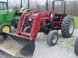 tracteur Case IH C60