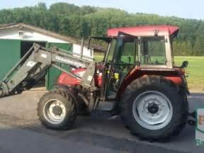 tracteur Case IH CS 58