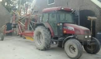 tracteur Case IH CS 68