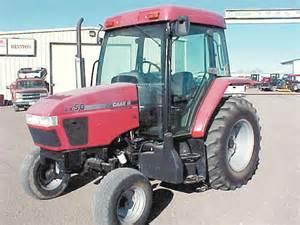 tracteur Case IH CX50