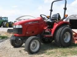 tracteur Case IH D29