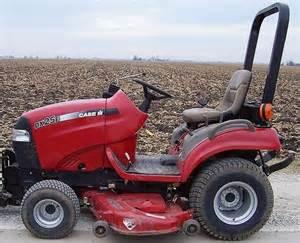 tracteur Case IH DX25E