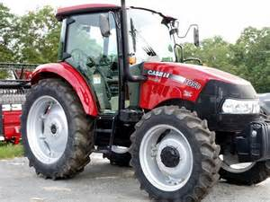 tracteur Case IH FARMALL 105C