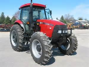 tracteur Case IH FARMALL 125A