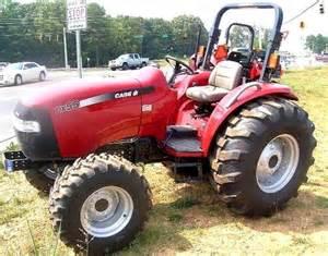 tracteur Case IH FARMALL DX55