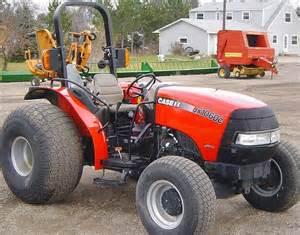 tracteur Case IH JX1060C