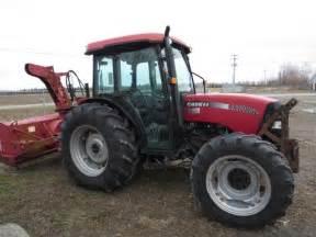 tracteur Case IH JX1085C