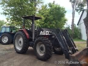 tracteur Case IH MX100C