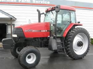tracteur Case IH MX120