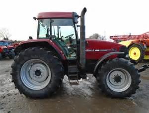 tracteur Case IH MX135