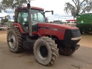 tracteur Case IH MX180