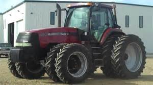 tracteur Case IH MX240