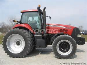 tracteur Case IH MX275