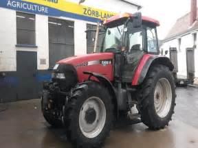 tracteur Case IH MXM120