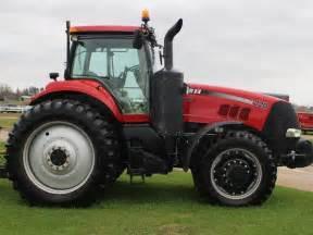 tracteur Case IH MAGNUM 220