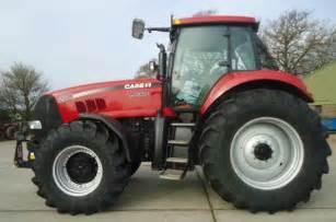 tracteur Case IH MAGNUM 280