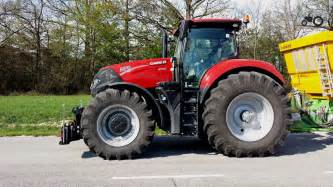 tracteur Case IH OPTUM 270