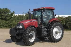 tracteur Case IH PUMA 115