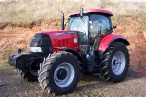 tracteur Case IH PUMA 145
