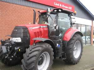 tracteur Case IH PUMA 165
