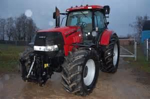 tracteur Case IH PUMA 180