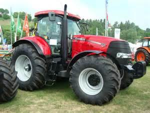 tracteur Case IH PUMA 195
