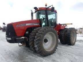 tracteur Case IH STX280