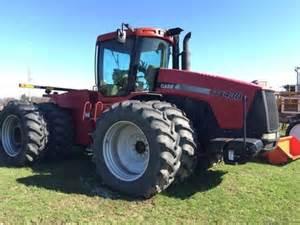 tracteur Case IH STX430