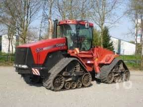 tracteur Case IH STX530