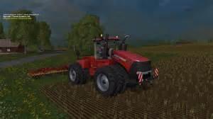 tracteur Case IH STEIGER 370 ROWTRAC