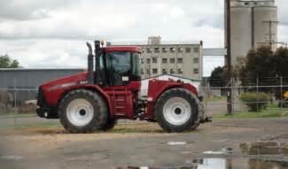 tracteur Case IH STEIGER 380