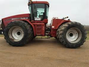 tracteur Case IH STEIGER 480