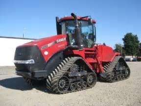 tracteur Case IH STEIGER 500 QUADTRAC
