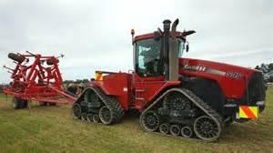 tracteur Case IH STEIGER 535QT