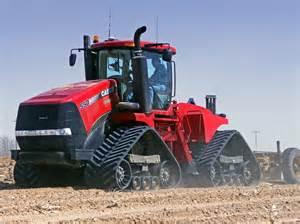 tracteur Case IH STEIGER 550