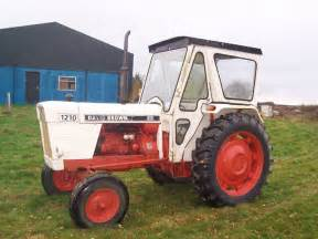 tracteur David Brown 1210