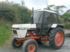 tracteur David Brown 1290