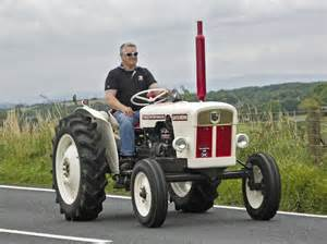 tracteur David Brown 770