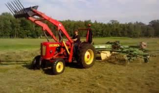tracteur David Brown 850