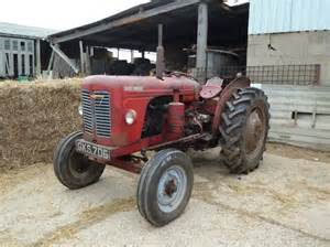 tracteur David Brown 900