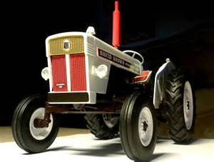 tracteur David Brown 990 SELECTAMATIC